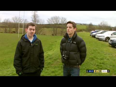 Danske Bank Schools Cup 2013:  Bangor Grammar School vs Royal School Armagh Quarter Final