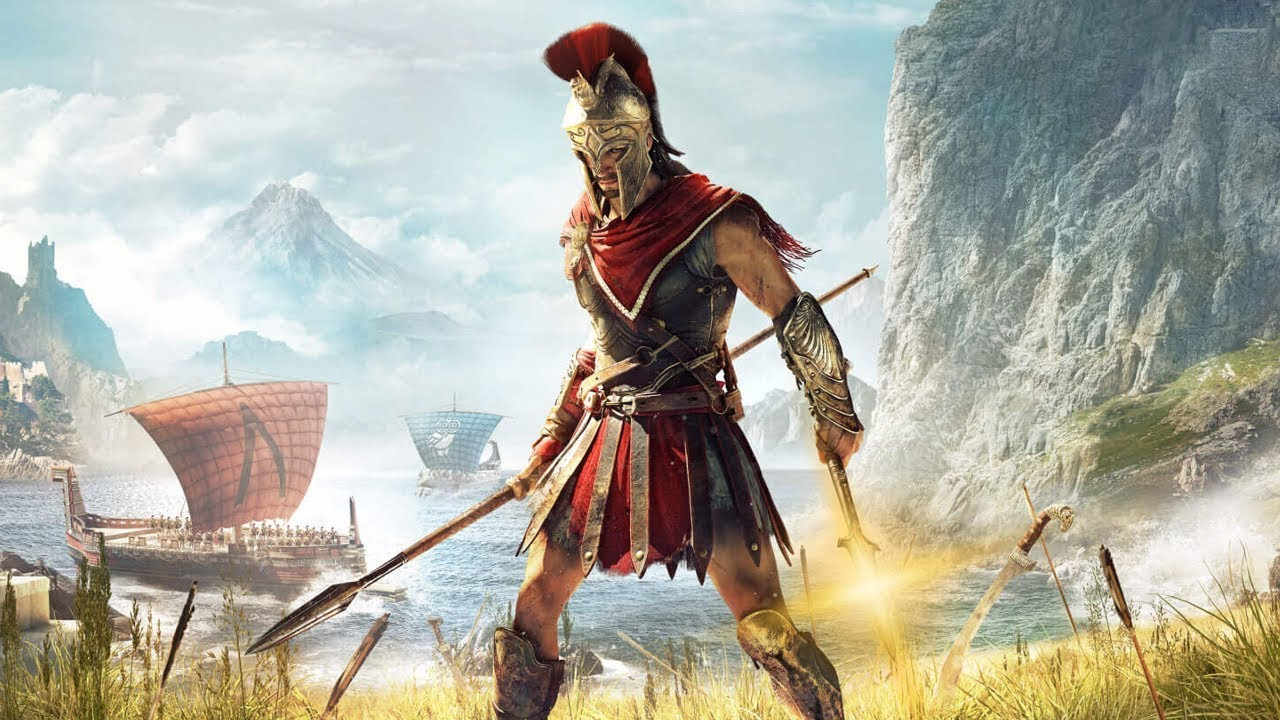 Image result for assassin's creed odyssey spear of leonidas