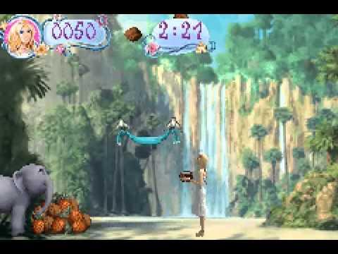 Game Boy Advance Barbie As The Island Princess