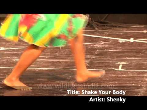 Shake Your Body - by Shenky