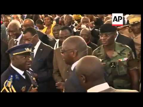 Ivory Coast - Presidential Elections / Post-election tension / Two candidates claim victory