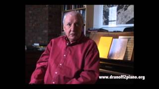 Sir Richard Rodney Bennett Conversation 2007
