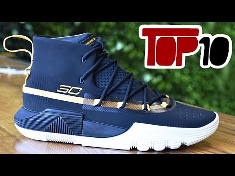 Top 10 High Top Basketball Shoes Of 2018