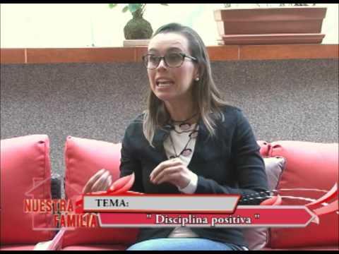 NUESTRA FAMILIA - DISCIPLINA POSITIVA - CRISTINA MARTINEZ