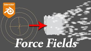 Every Force Field Exampled in Blender in 17 Min