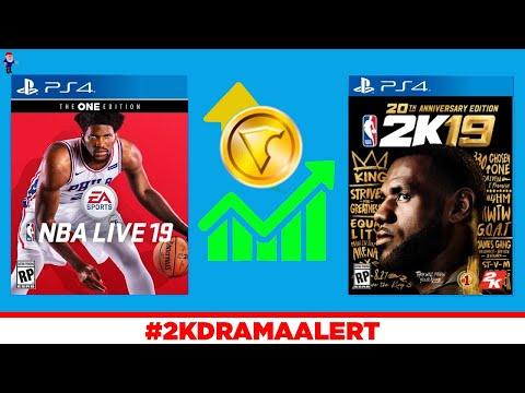 NBA 2K19 LEAKS CONFIRMED, VC PRICE INCREASE IN 2K19, 2K LEARNS FROM MISTAKES?! #2KDramaAlert