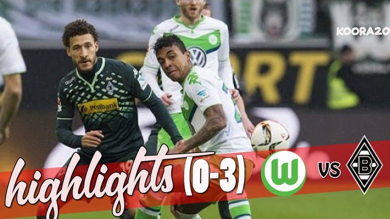 Download Wolfsburg vs Borussia Mönchengladbach (0-3) All Goals & Highlights 20/ 04 /2018