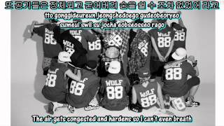 Repeat youtube video [Audio] EXO - Heart Attack + [English subs/Romanization/Hangul]