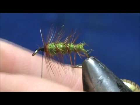 Beginner Fly Tying a Green Peter with Jim Misiura
