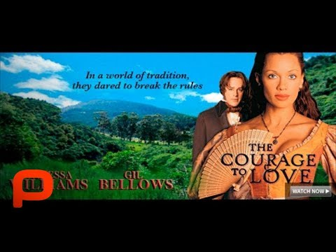 Courage To Love  Full Movie Vanessa Williams PG13