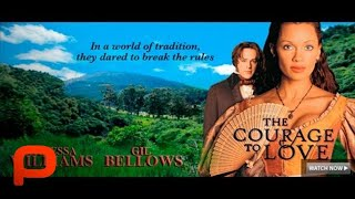Courage To Love - Full Movie Starring Vanessa Williams