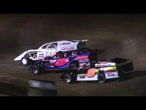 UEMS E-Mod Heat Two | McKean County Raceway | 9-30-17