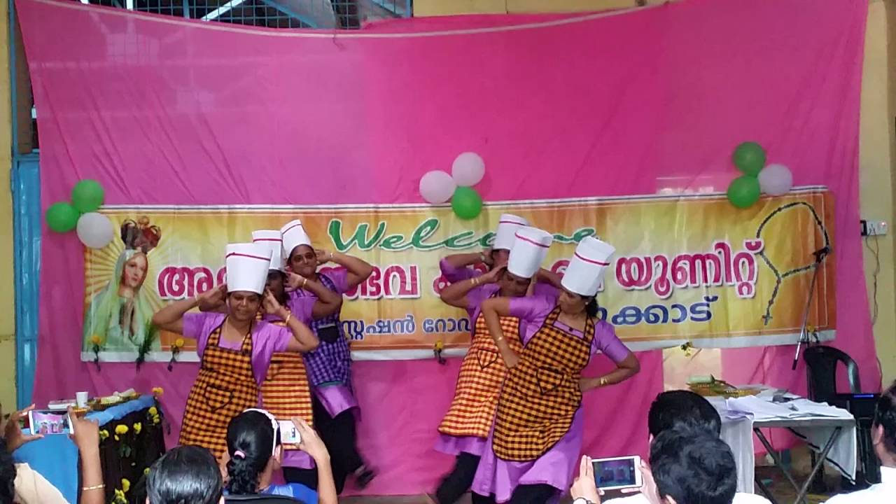 Remix kitchen dance ayela porichathundu remix
