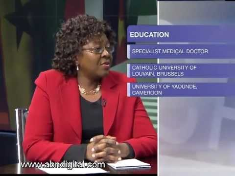 Dr Valentine Douala-Mouteng - CEO, Pan African Business Coalition on HIV Health - Part 1