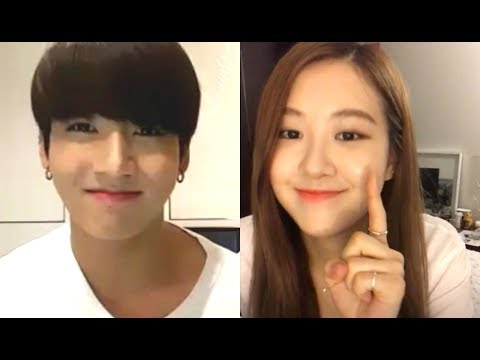 WHEN THERES TOO MUCH COINCIDENCES + SIMILARITIES GOING ON ROSÉ & JUNGKOOK