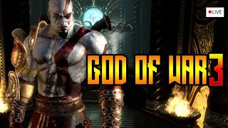 Live god of war 3 ps4