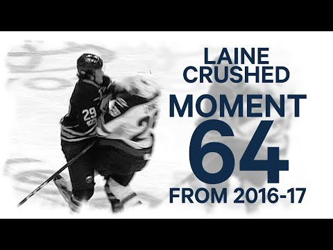 No. 64/100: McCabe lays out Laine