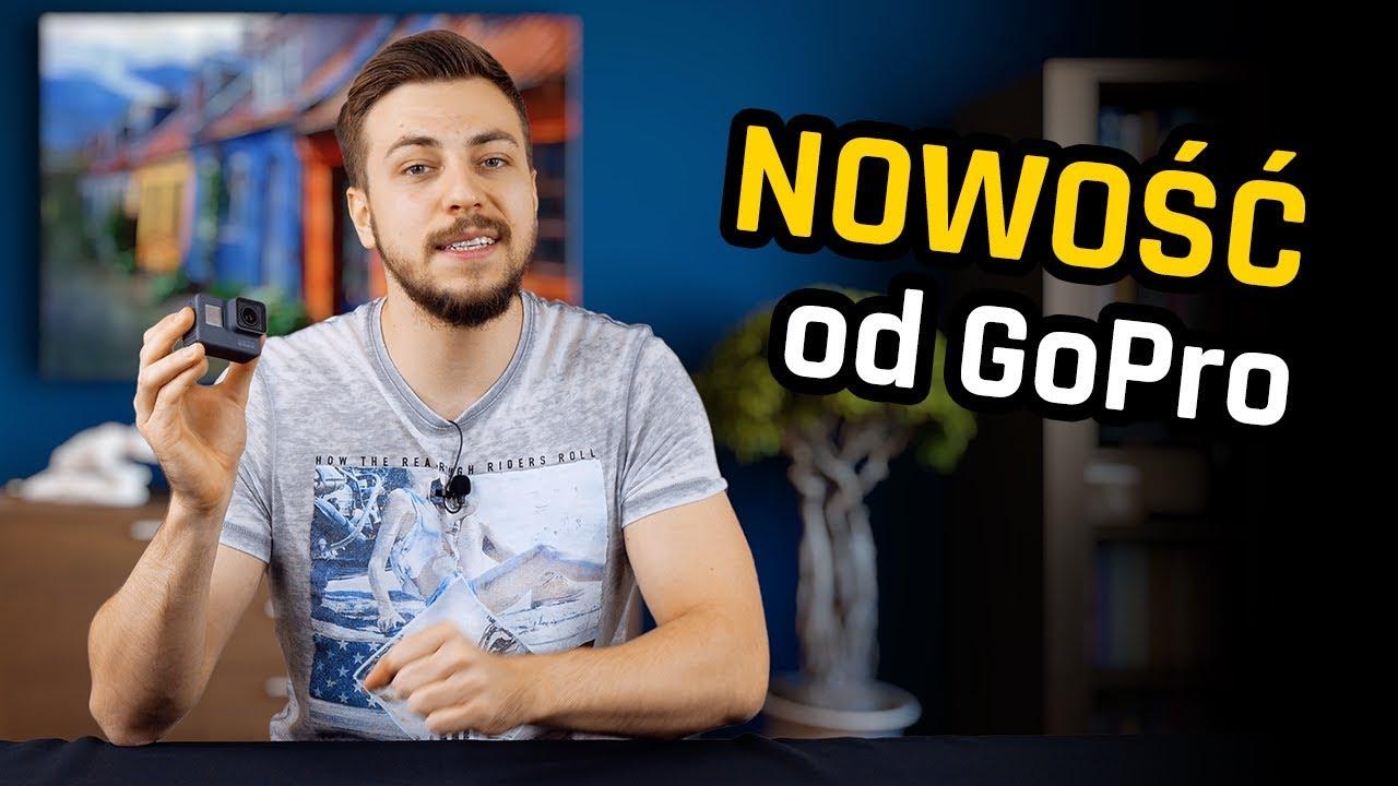 Nowość od GoPro- Hero6 | TEST