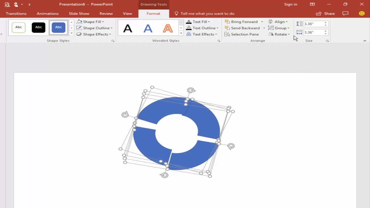 Ppt tutorial how to create 4 quadrant 3d circle in microsoft ppt tutorial how to create 4 quadrant 3d circle in microsoft powerpoint 2017 ccuart Gallery