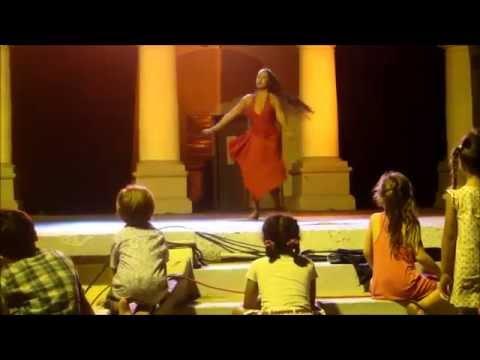 SARAHYSHA - PERFORMANCE ORIXÁS - Soiree Koreografique