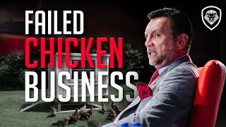 Michael Franzese- Failed Chicken Business With Paul Castellano