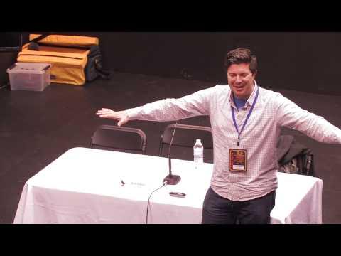 Indie Talks: Bringing Adventure Time to Life by Kent Osborne