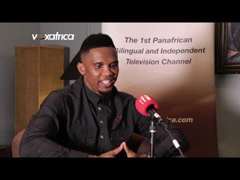 Exclusif: Samuel Eto'o prend sa retraite internationale