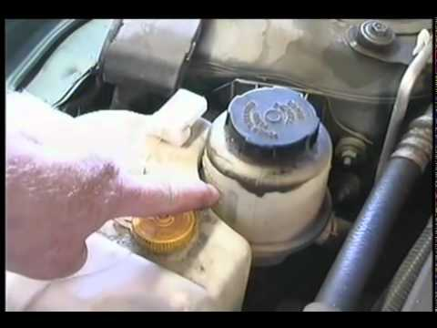98 nissan altima transmission fluid
