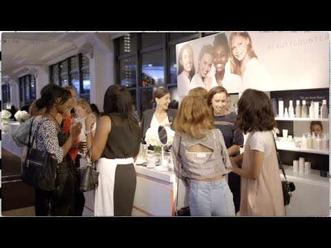 Beautycounter Opportunity Event, NYC 2017