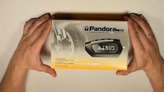Pandora MOTO (model DX-42) Часть 1: Обзор