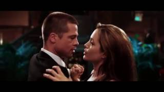 Вечер в ресторане Мистер и Миссис Смит (Mr. & Mrs. Smith) 2005