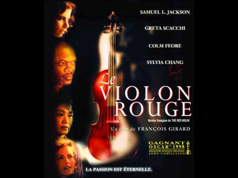 The Red Violin Soundtrack - The Gypsies; Journey Across Europe #9