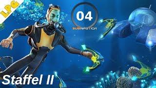 Subnautica deutsch [S02][04] Die Basis einrichten [gameplay german]
