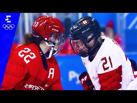 Ice Hockey | Canada v OAR | Women