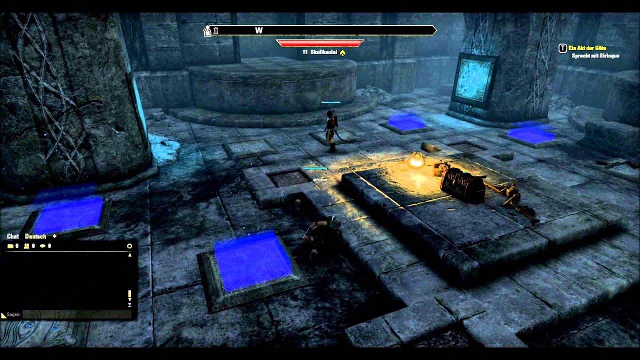 The Elder Scrolls online - Ein Akt der Güte (Rätsellösung lvl 11 ...