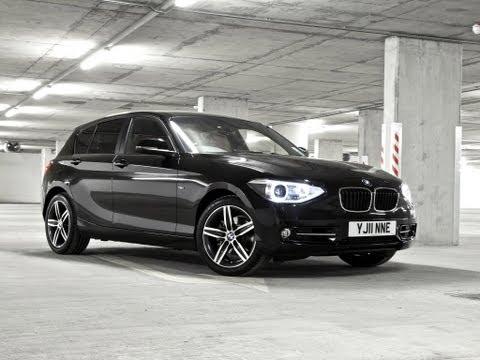 BMW 118i Test