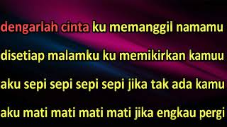 Download Kesayanganku (Karaoke) - Al Ghazali Ft. Chelsea Shania  Karaoke Text Berjalan (Ost. Samudra Cinta)