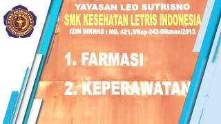 Trailer Video Profile SMK Kesehatan Letris Indonesia