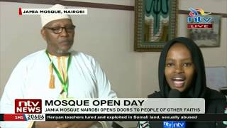 Jamia Mosque Nairobi open doors to people of other faiths