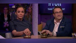 Het Thank God It's Friday-spel! - RTL LATE NIGHT