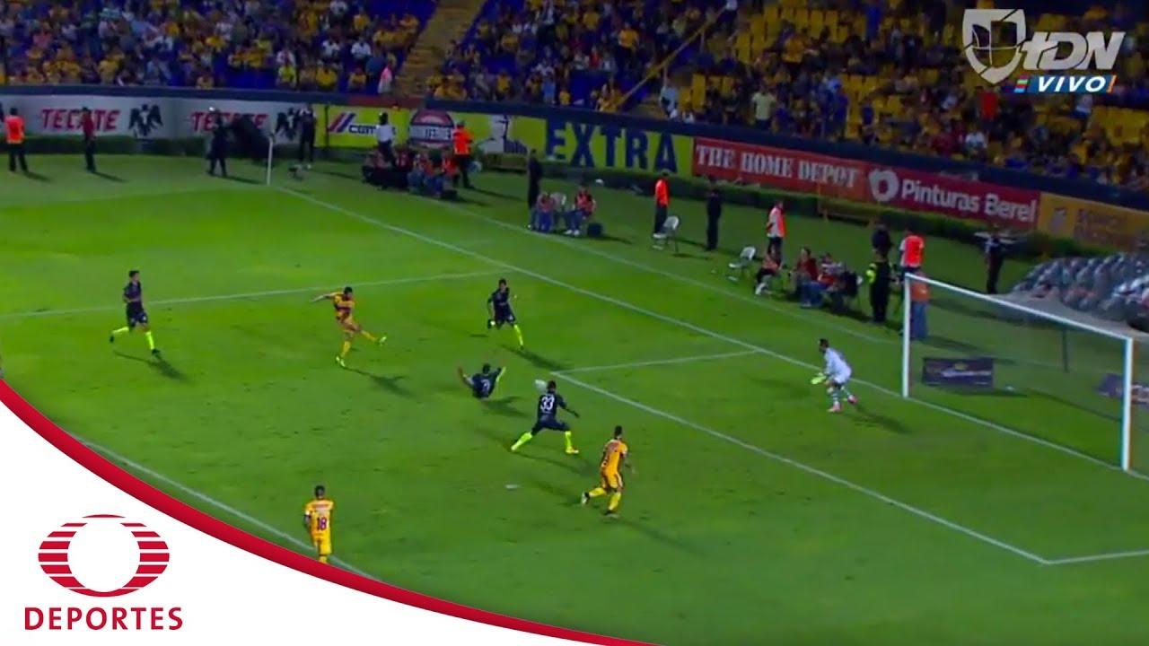 Tigres UANL 1-3 Zacatepec