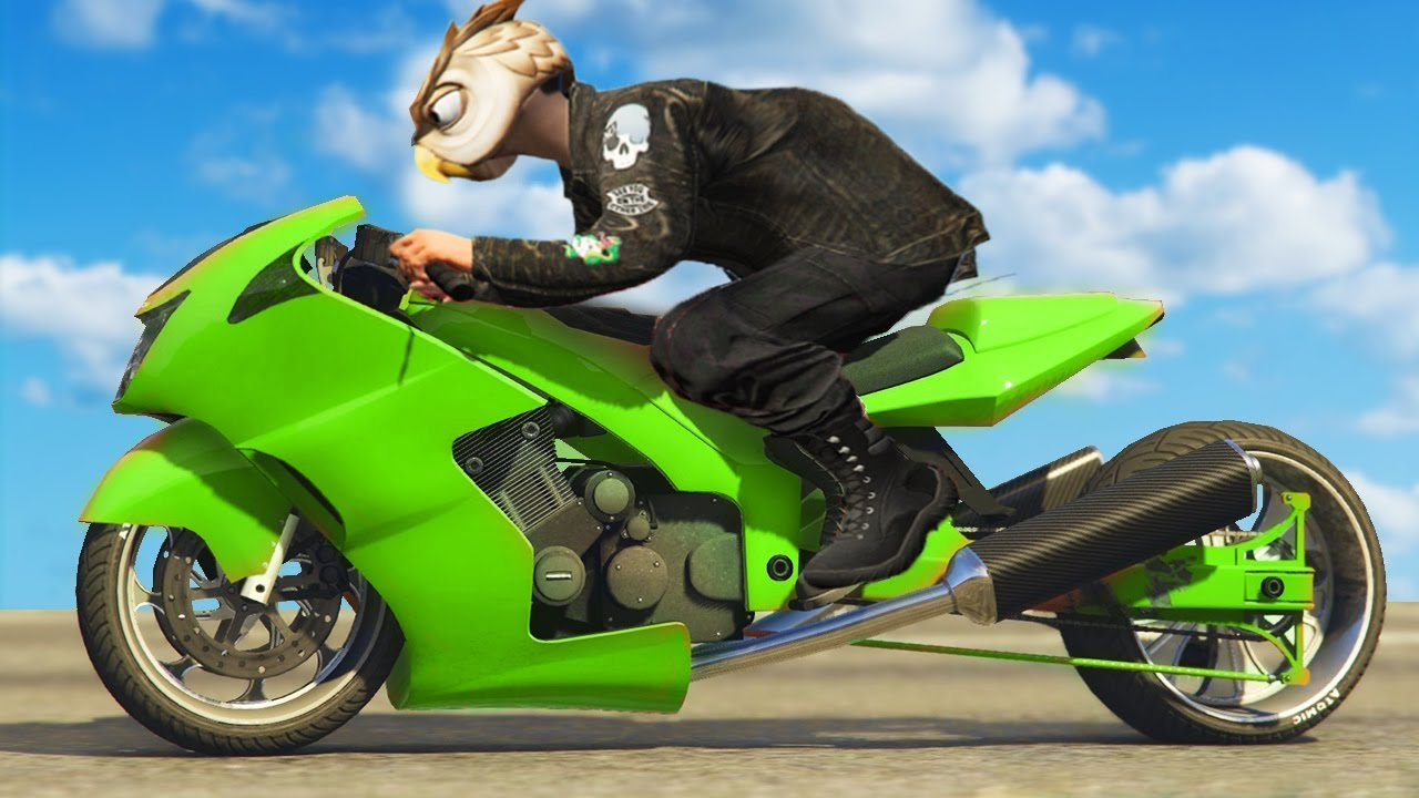 4 000 000 Yeni Motor Gta 5 Online Bikers Dlc Youtube