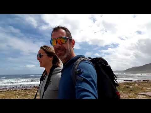 Afrique du sud  Vlog1 : Cape Town