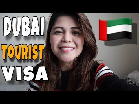HOW TO APPLY FOR A TOURIST VISA in DUBAI? | REQUIREMENTS & QUALIFICATIONS | VLOG #44