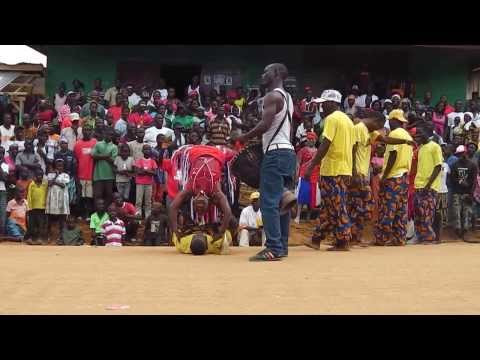 Random Acts of Culture In Liberia Part 3