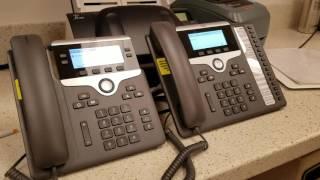 Cisco Phone Training