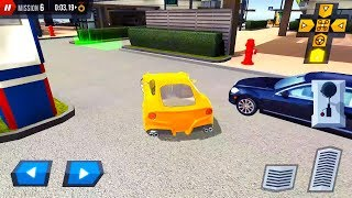 Shopping Mall Car & Truck Parking | Android Gameplay | Droidnation