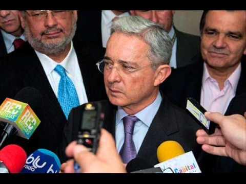 """"""" La encerrona que trataron de hacerle a Alvaro Uribe en BLURADIO """""""