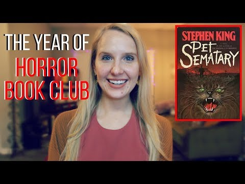 PET SEMATARY | Book Review #YearofHorrorBookClub