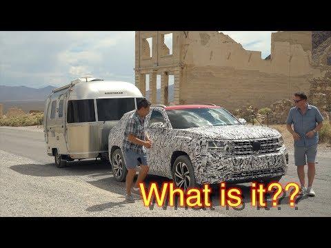 2020 Volkswagen Atlas Cross Sport // Super First Drive Review